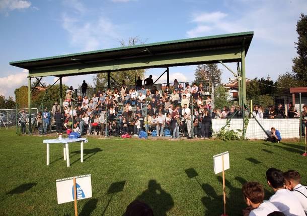 Amor sportiva: 332 atleti e tanti applausi