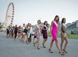 Le finaliste di Miss Italia