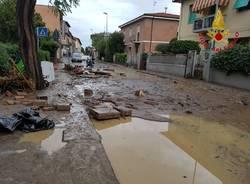 Temporali sulla Toscana: danni e morti
