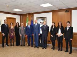 Varesotta vince premio sulla sicurezza nazionale dell\'Intelligence italiana