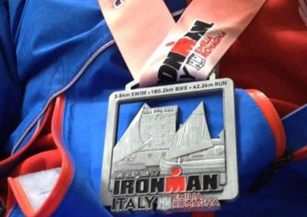 La Njoy Varese all\'IronMan Emilia Romagna