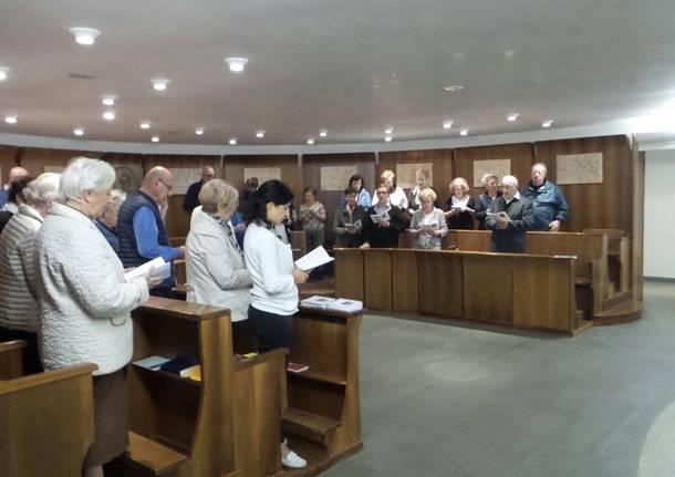 Padre Monti: il santuario restaurato ha accolto l\'inizio della festa