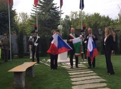 cippo cimitero Cecoslovacco Solbiate Olona