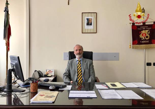 comandante Antonio Albanese