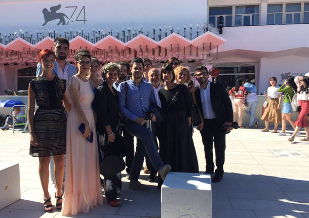 Varesenews sul red carpet di Venezia