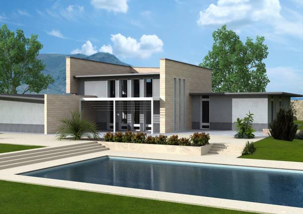Edilnoma building la primavera delle nuove costruzioni for Piani casa moderna collina
