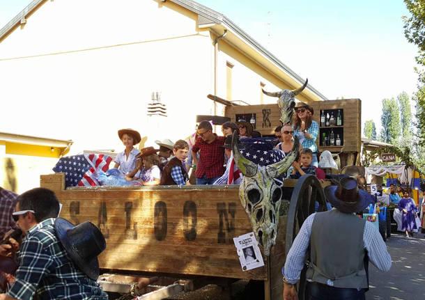 Festa dell'Uva, i carri vincitori