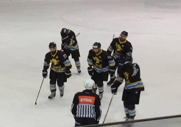 Hockey Bandits Varese Como