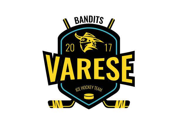 Hockey su ghiaccio bandits Varese