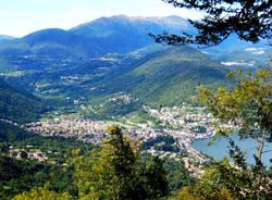 Il Ceresio dal Monte Marzio - foto di Candido Quatrale