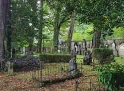 Il cimitero Vecchio di Viggiù