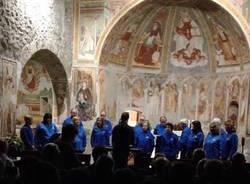 Il coro Gioia dall\'Uruguay a Gemonio