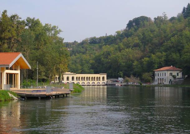 In battello sul Ticino e sul Villoresi dal Panperduto