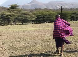 In vacanza dai Masai