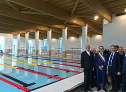 Inaugurata a Jerago la nuova Palestra in acqua