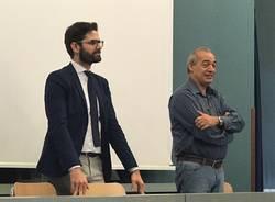 inaugurazione anno accademico 2017 - 2018 paolo bertocchi