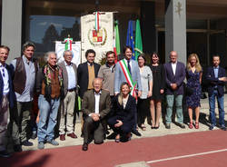 Inaugurazione Scuola Primaria di Lozza