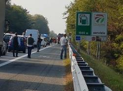 Incidente a Besnate 27 settembre 2017