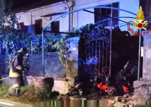 Incidente a Taino: muore un giovane
