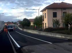 Induno Olona - Apertura del cavalcaferrovia