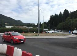 Induno Olona - rotatoria settembre 2017