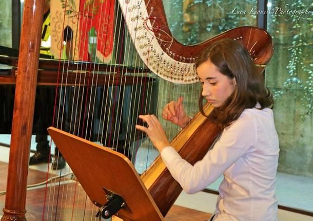 L'intitolazione della scuola di musica di Induno