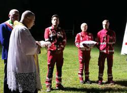 Lavena Ponte Tresa - Donazione Pion ambulanza