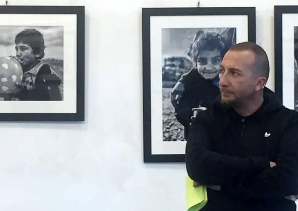 Lavena Ponte Tresa - Mostra fotografica Bambini della guerra