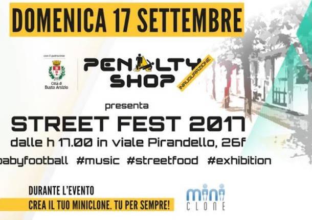 locandina pirandello street fest