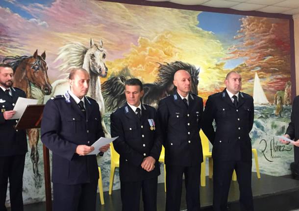 Una lode per la polizia giudiziaria di Varese