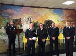 Lodi ed encomi al 200esimo della polizia giudiziaria