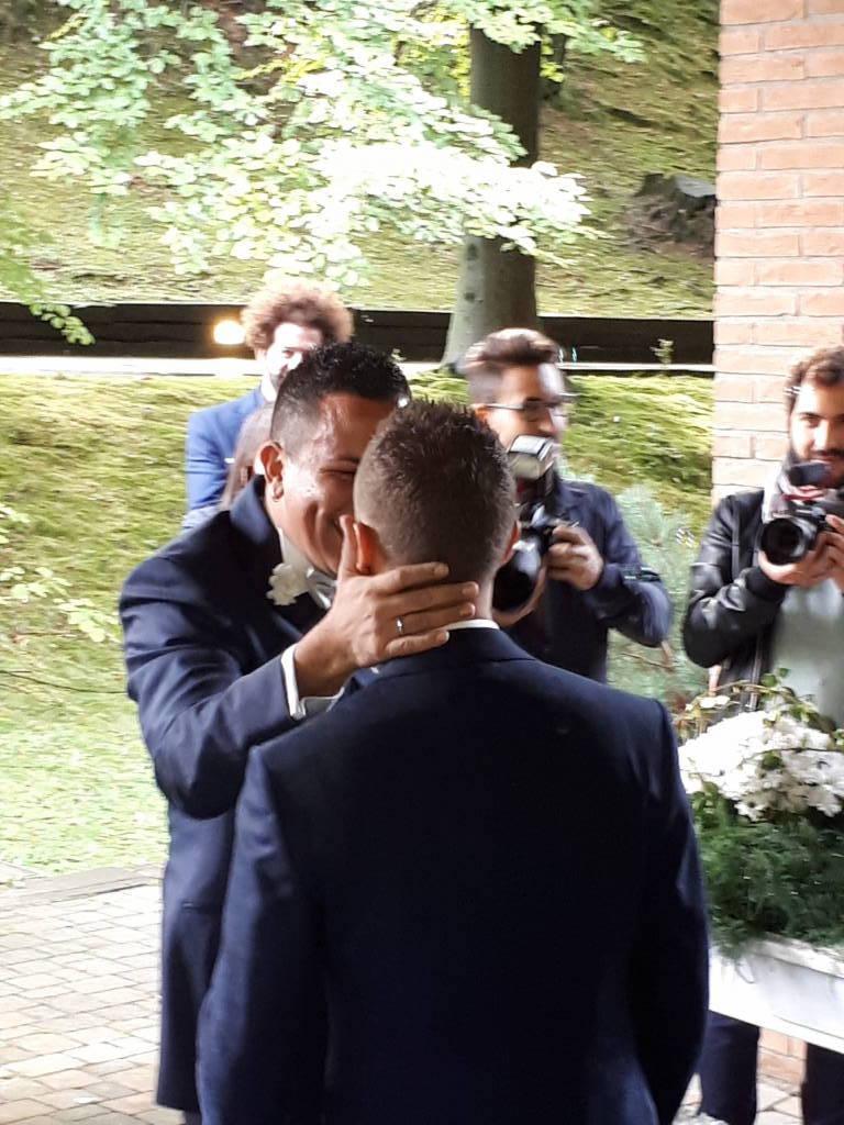 Matrimonio Giuseppe e Camilo