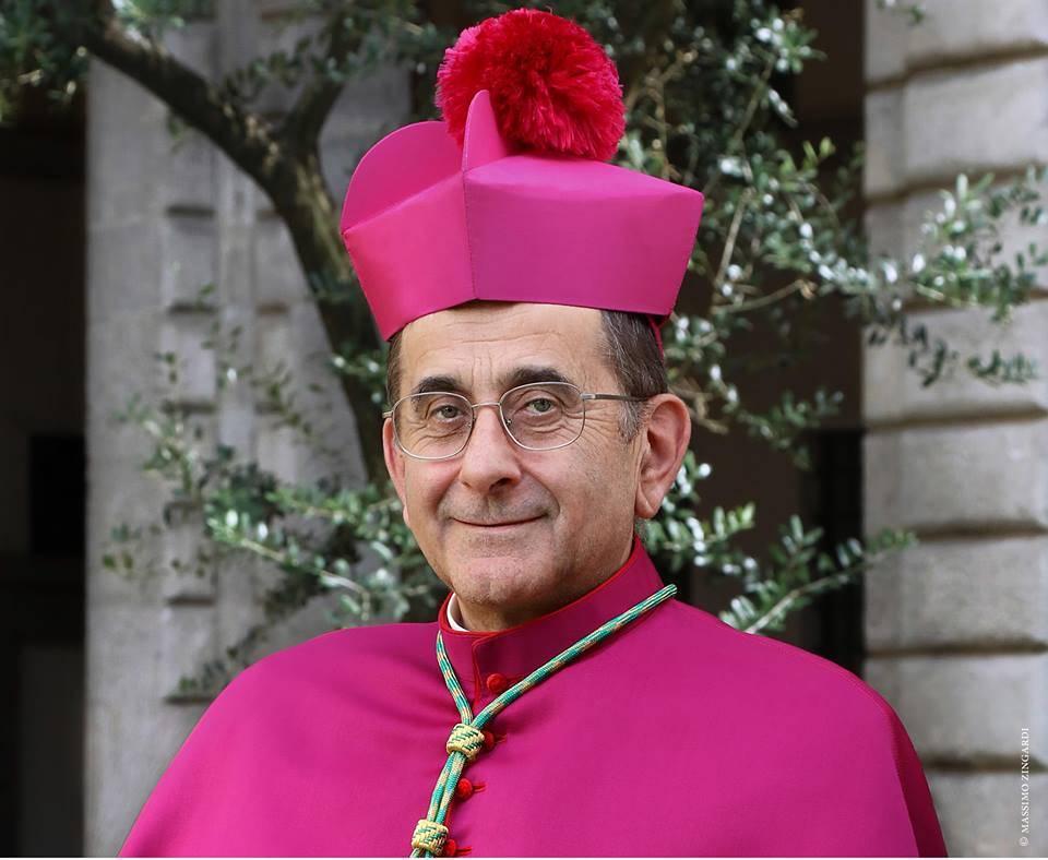 Monsignor Delpini diventa Arcivescovo di Milano