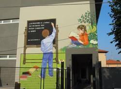 murales scuola lozza