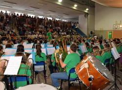 raduno bande musicali giovanili Casorate