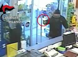 rapina supermercato legnano