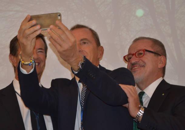 I sindaci per il sì si trovano a MalpensaFiere