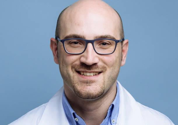 Renato Ostuni ricercatore San Raffaele