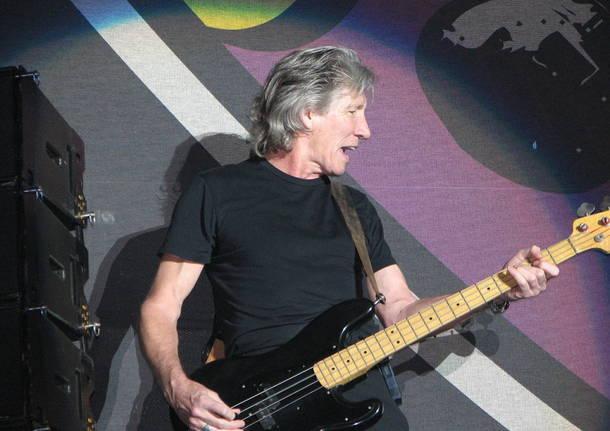 Roger Waters: l'ex Pink Floyd, il mostro sacro, ritorna in Italia