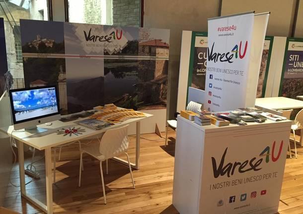 Varese4U a Siena con i beni Unesco del mondo