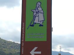 Via Francisca del Lucomagno I tappa
