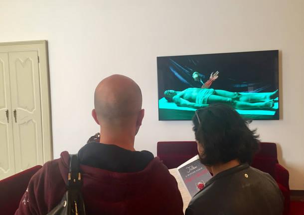 Alla Mostra di Robert Wilson a Villa Panza