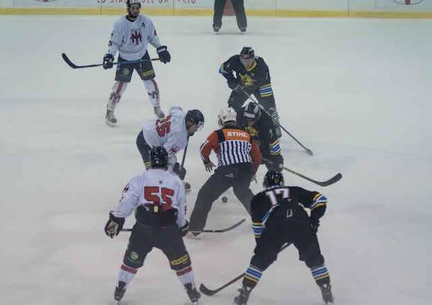 bandits varese hockey milano rossoblu