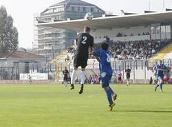 Calcio: Pro Patria- Pontisola