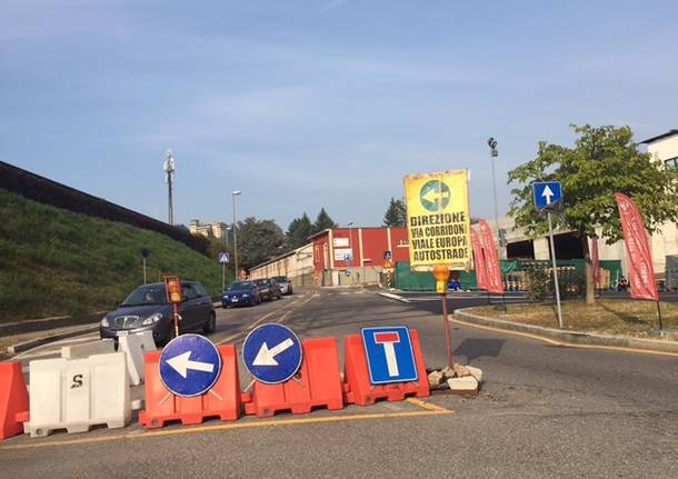 Cantiere Casbeno via Corridoni