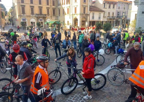 Bici day a Gallarate