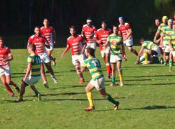 Rugby Varese - Chicken Rozzano 61-7