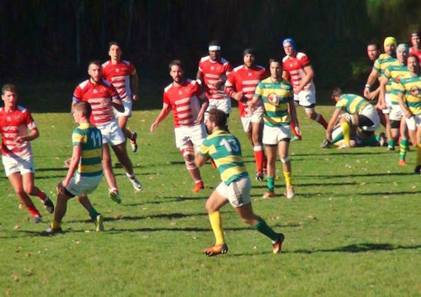 Rugby Varese – Chicken Rozzano 61-7