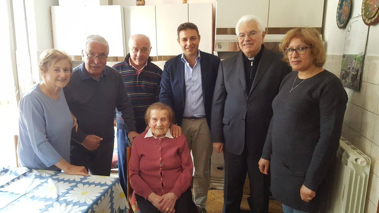 I 102 anni della signora Maria