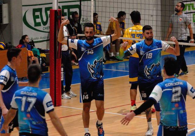 Pallavolo Saronno - Spinnaker Albisola 3-0